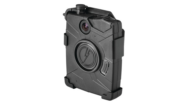Taser Body cam, this is the unit the IPD settled on.