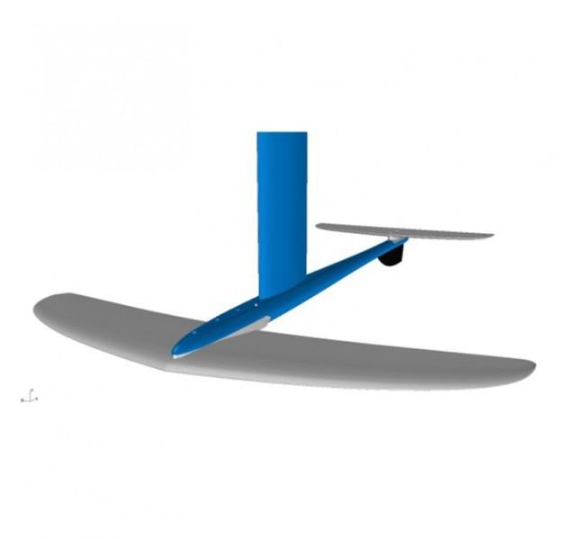 2015-zeeko-kitesurfing-alloy-foil-complete
